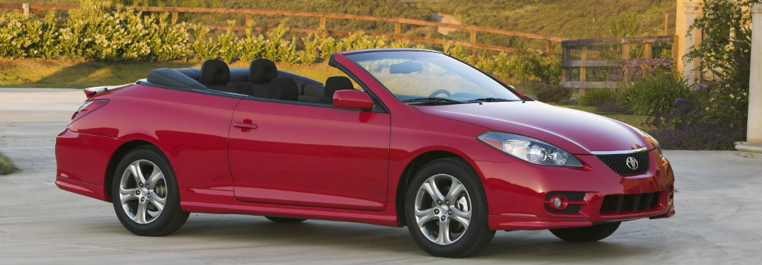 Does Toyota make a convertible?