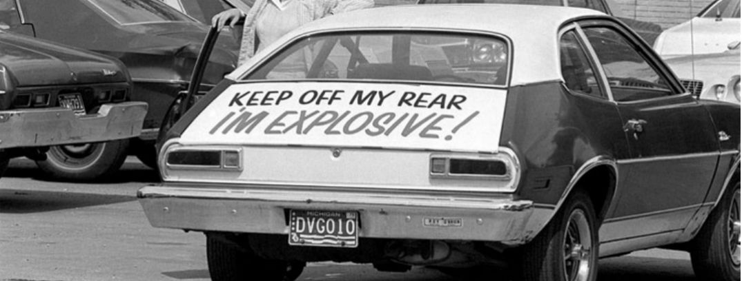 Ford Pinto Arrived On This Day In 1970 Emilybluntdesnuda Blogspot Com