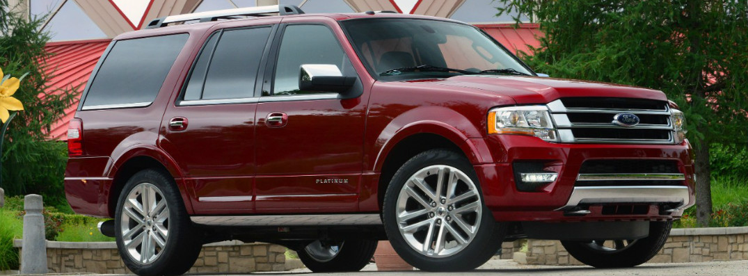 ford expedition year