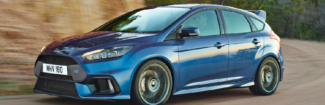 2016 ford focus rs 0 to 60 and top speed. Black Bedroom Furniture Sets. Home Design Ideas