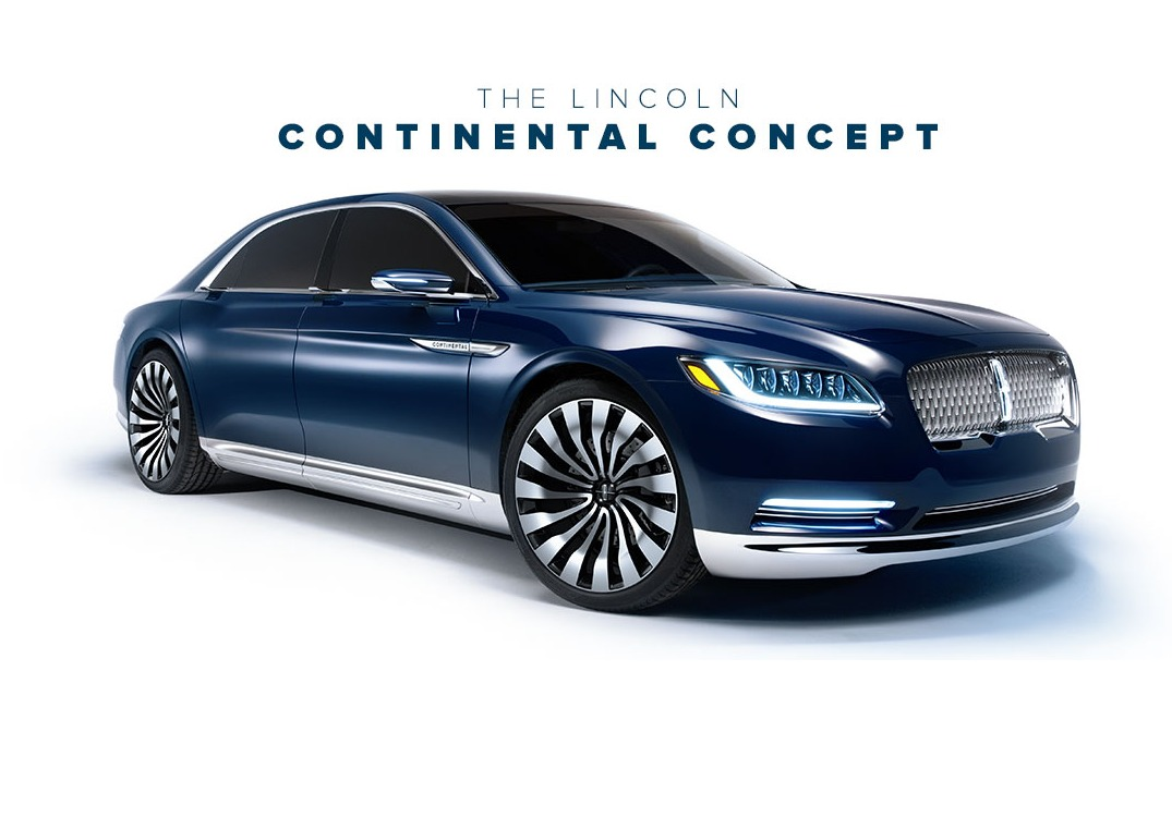 2017 lincoln continental release date. Black Bedroom Furniture Sets. Home Design Ideas