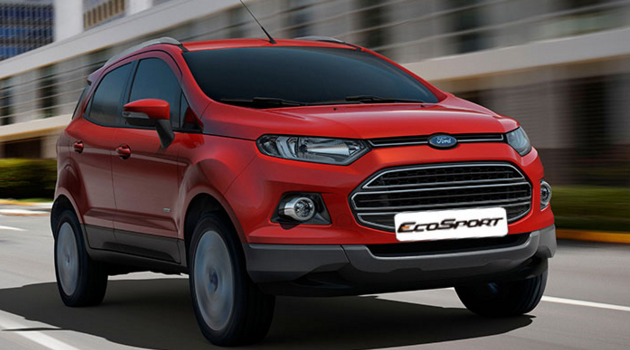 rumor that the ford ecosport is coming to america. Black Bedroom Furniture Sets. Home Design Ideas