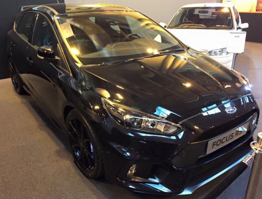 2016 Ford Focus RS Spring U S Release Date