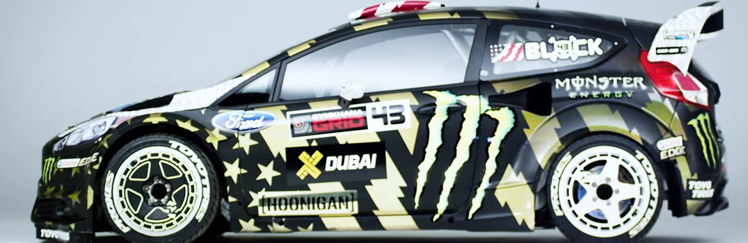 ken block s gymkhana 8 ford fiesta unveiled. Cars Review. Best American Auto & Cars Review