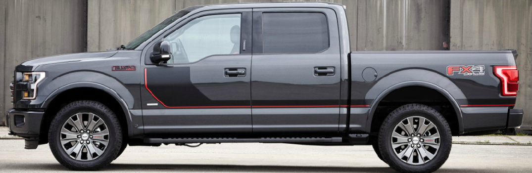 2016 ford f 150 lariat and xlt special edition appearance. Black Bedroom Furniture Sets. Home Design Ideas