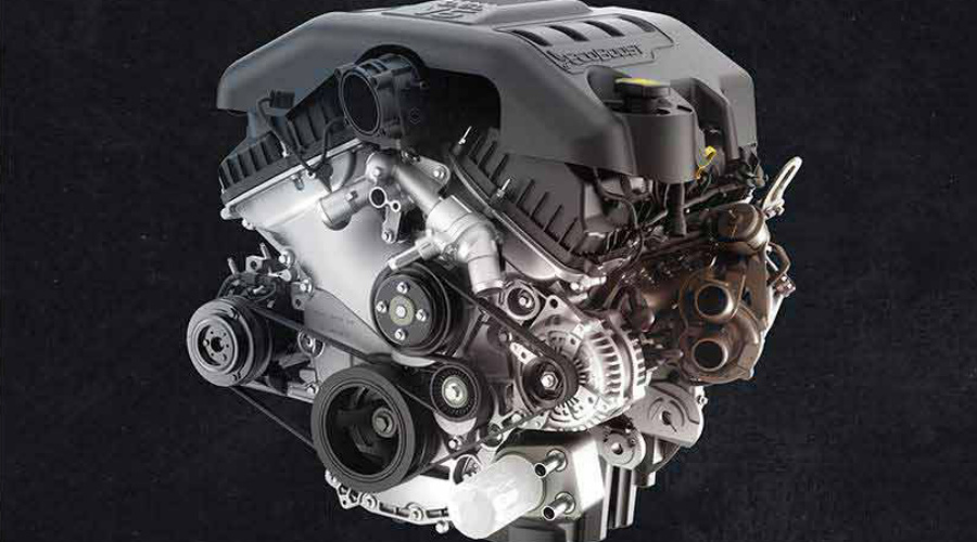 Engine options in the 2018 ford f 150 for Ford f150 motor options