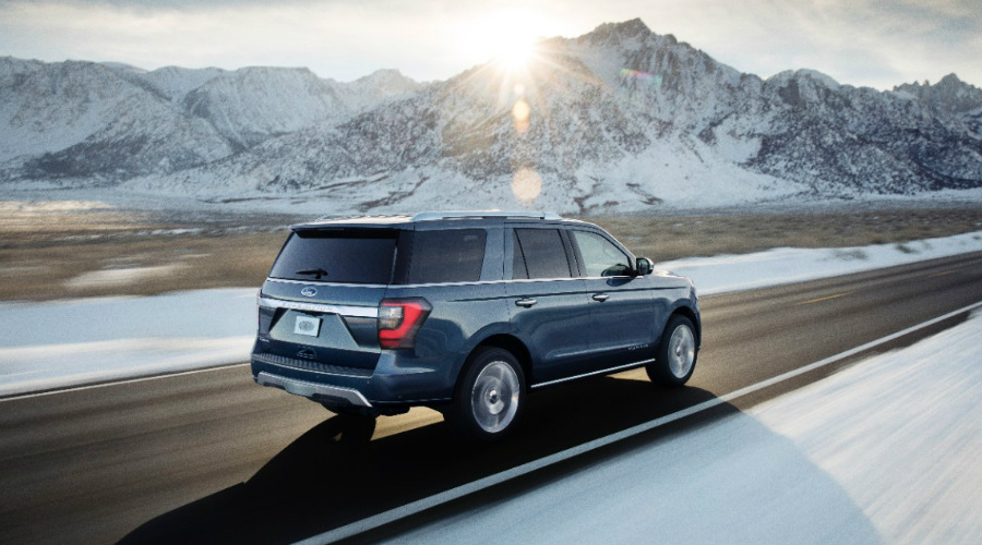 Ford Trailer Backup Assist >> Release Date of the 2018 Ford Expedition