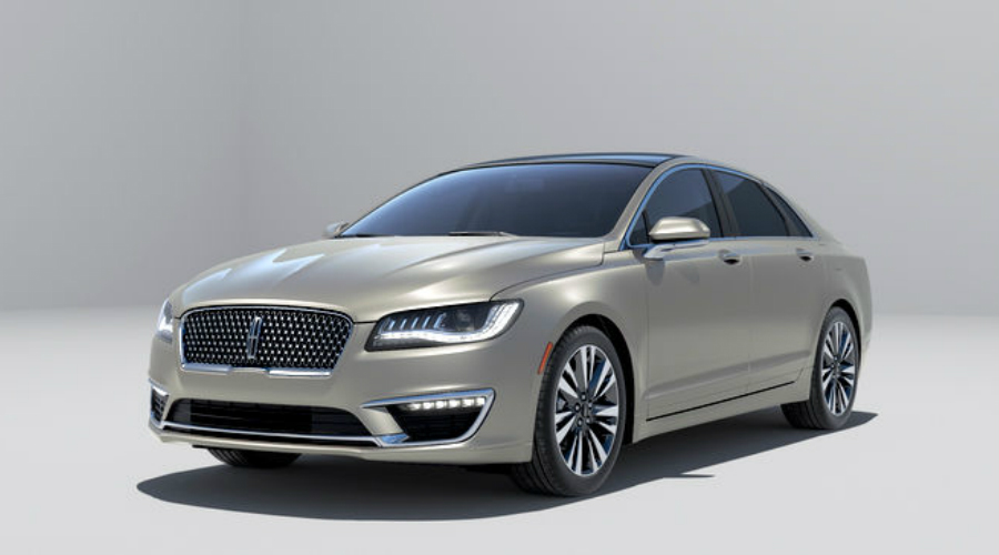 Grand Ledge Ford >> Color Options for the 2017 Lincoln MKZ