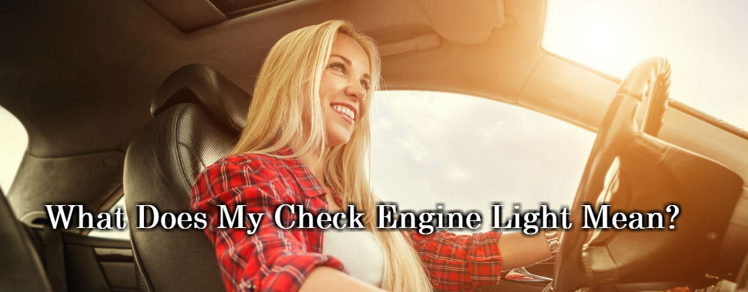 5 Top Reasons Your Check Engine Light Comes On