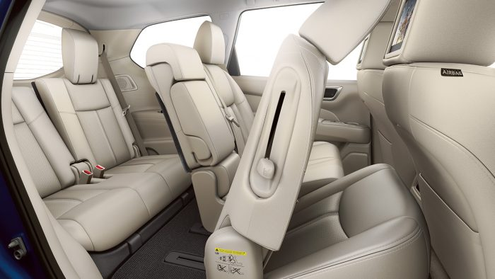 Nissan Murano Seating Capacity >> How Many Passengers Does The Nissan Pathfinder Seat