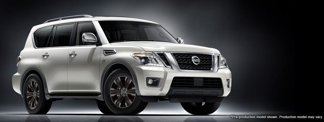 2017 Nissan Armada Platinum For Sale In Kansas City Mo