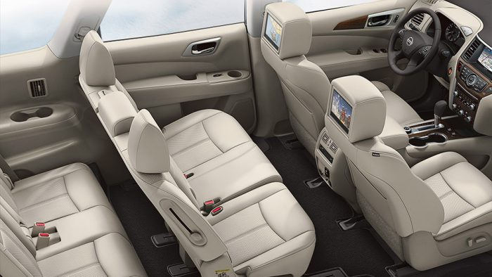 Ford explorer seating capacity 2016
