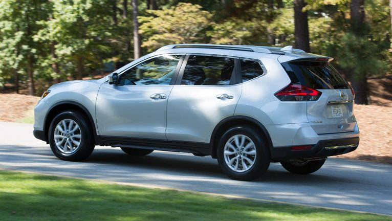 2017 nissan murano vs 2017 nissan rogue size comparison. Black Bedroom Furniture Sets. Home Design Ideas