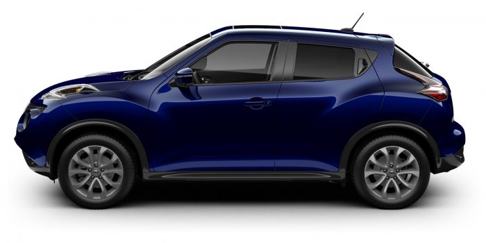 Available 2016 Nissan Juke Color Options