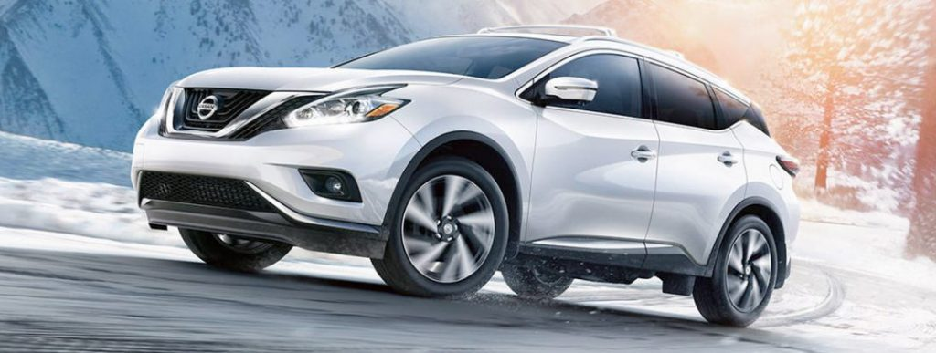 Fuel economy for the 2017 Nissan Murano