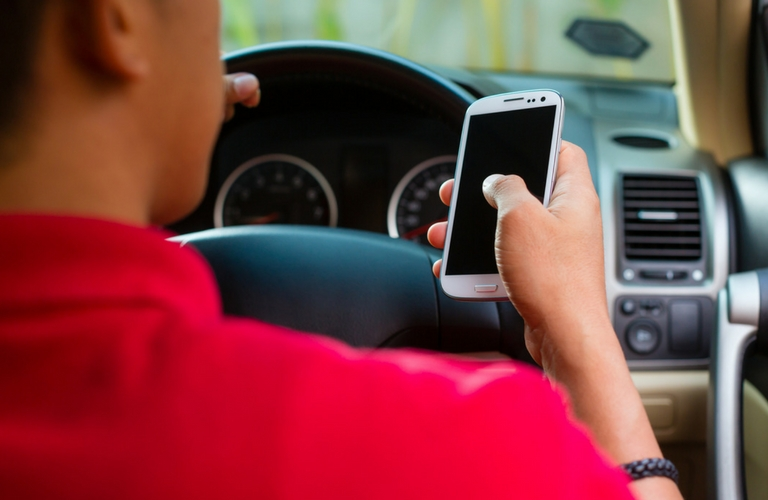 Observe Distracted Driving Awareness Month This April And