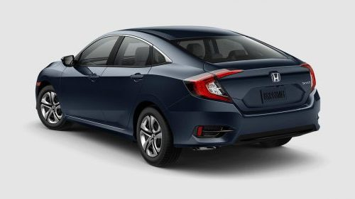 Cape Girardeau Honda >> What are the different models of the Honda Civic?