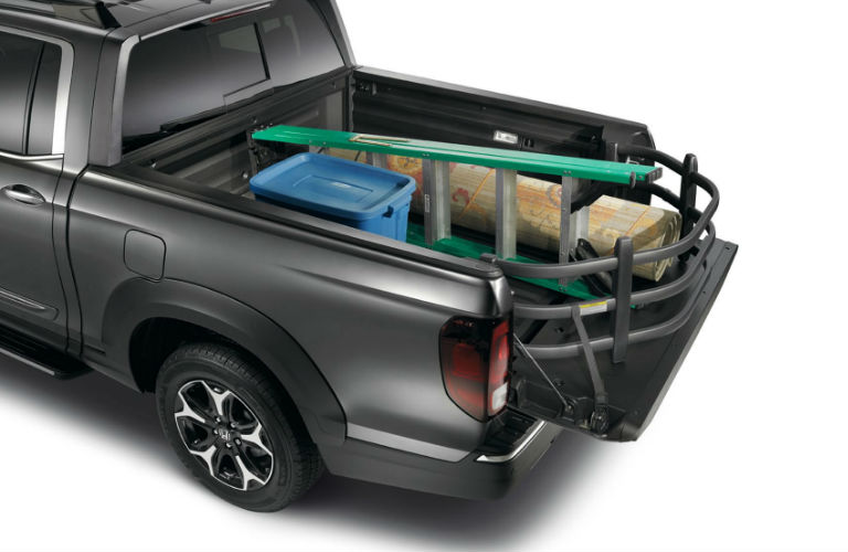 2017 Honda Ridgeline Truck Bed Accessories