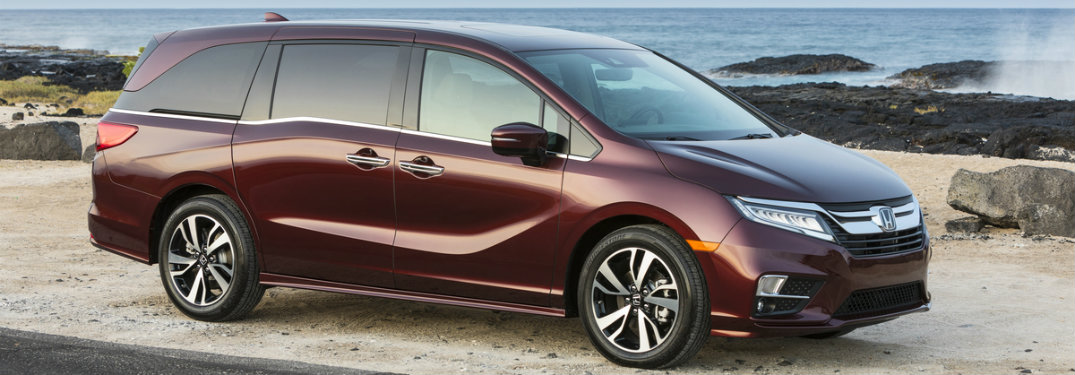 Does the 2018 Honda Odyssey have Wi-Fi?