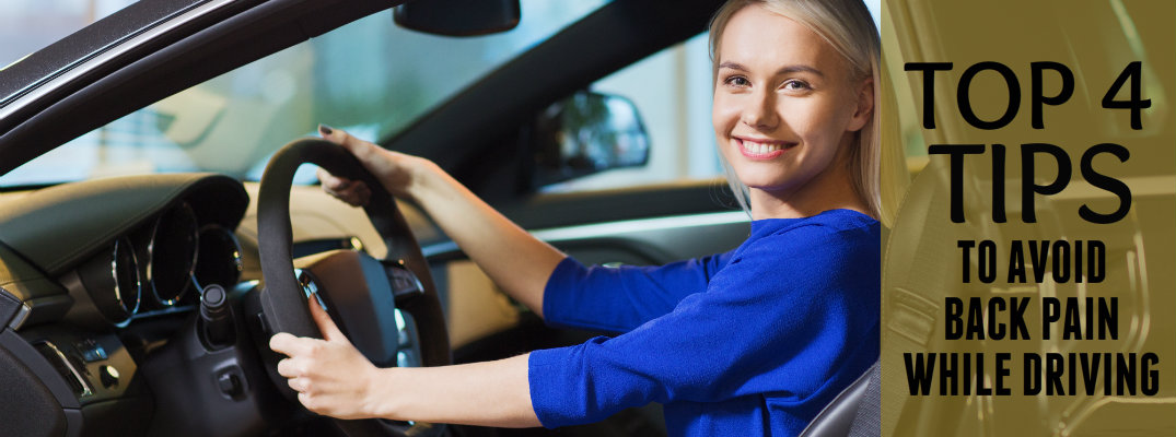 How To Avoid Back Pain On Long Road Trips