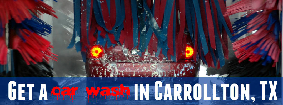 Car Wash Spots In Carrollton Tx