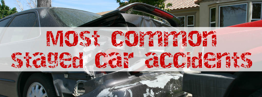 What Are The Signs Of A Staged Car Accident
