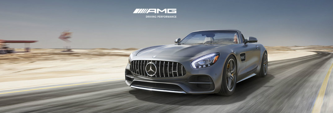What Is Mercedes-Benz AMG?