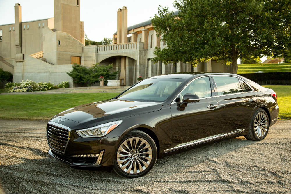 What Is Hyundai S Luxury Car Say Hello To Genesis