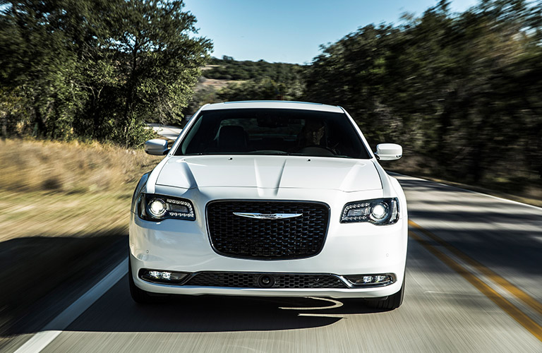 Does Chrysler Have A Luxury Car Find Out More Here