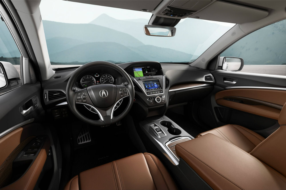 2017 acura mdx sport hybrid release date and powertrain. Black Bedroom Furniture Sets. Home Design Ideas
