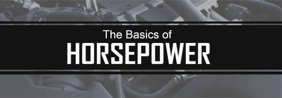 What is good horsepower in a car?