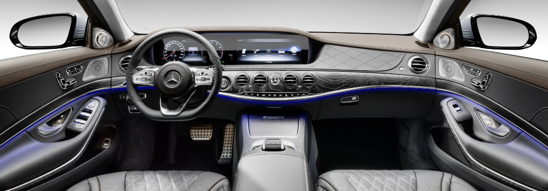 What Are The 2018 Mercedes Benz S Class Energizing Comfort
