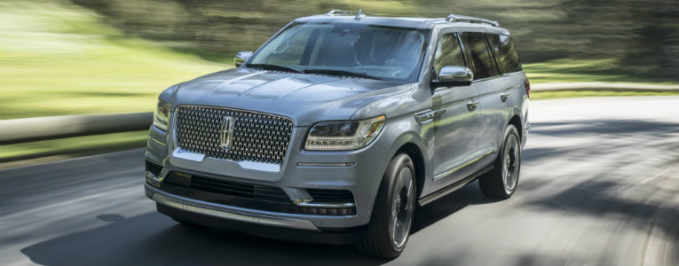 2018 Lincoln Navigator Release Date And New Features