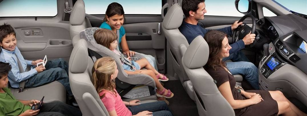 How Many Passengers Does The Honda Odyssey Hold