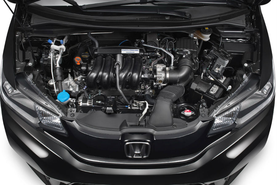 2017 Honda Fit Fuel Economy Ratings