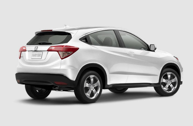 Crv 2017 Modern Steel Metallic >> 2017 Honda HR-V Colors and Configurations
