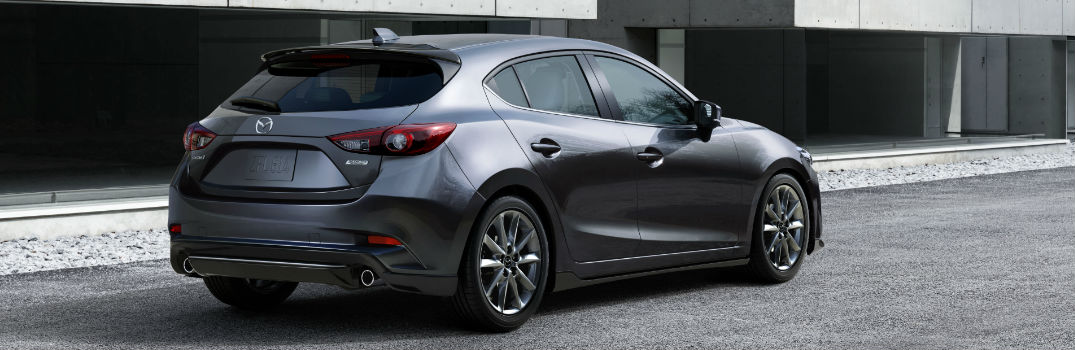 2017 Mazda3 hatchback in Portsmouth NH