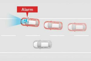 Mazda i-ACTIVESENSE Lane Departure Warning System_o
