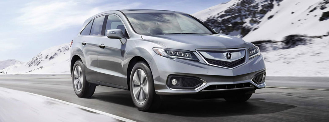 2017 Acura RDX seating capacity and interior features