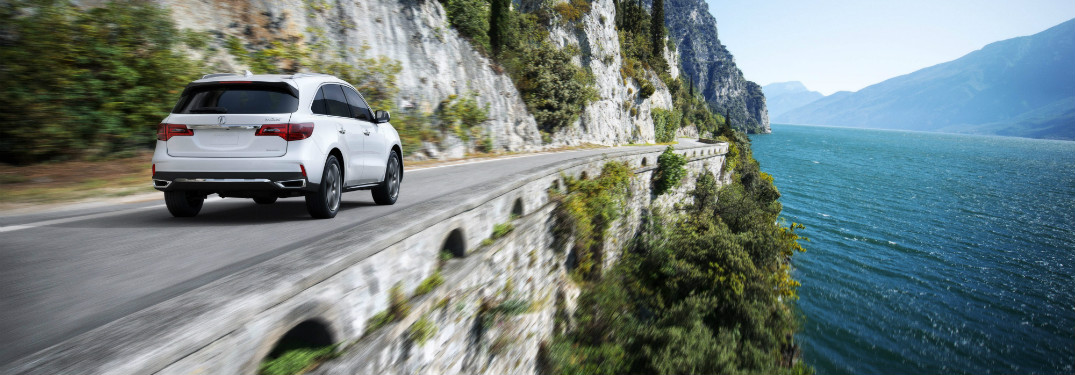 2017 Acura MDX Sport Hybrid Powertrain Specs and Release Date