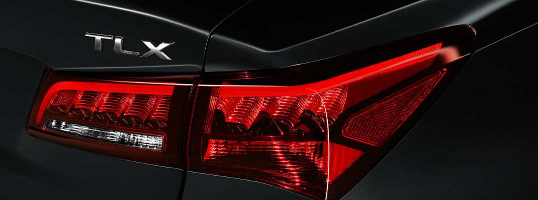 2017 Acura TLX Paint Color Options