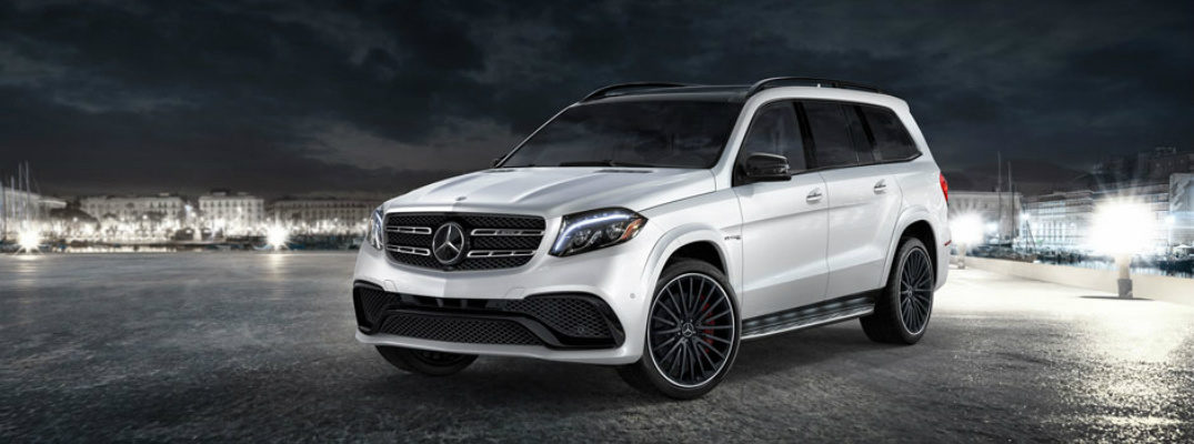 Color Options for the 2017 Mercedes-Benz GLS