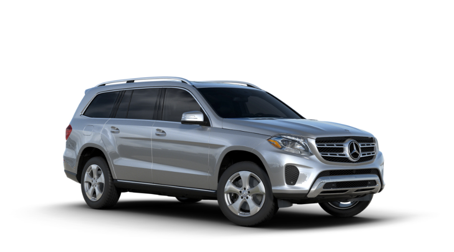 Color options for the 2017 mercedes benz gls for Mercedes benz options