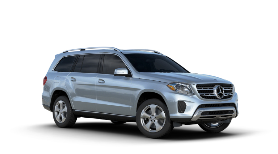 Color Options For The 2017 Mercedes Benz Gls