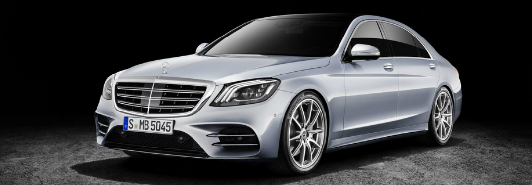 Release Date of the 2018 Mercedes-Benz S-Class