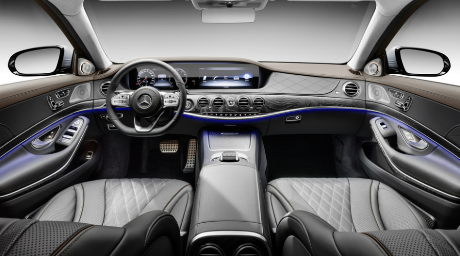 Release Date Of The 2018 Mercedes Benz S Class