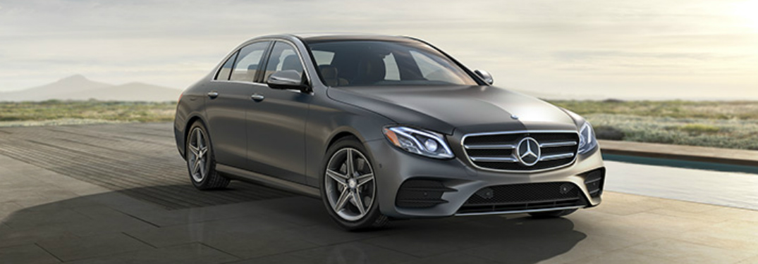 Color Options for the 2017 Mercedes-Benz E-Class