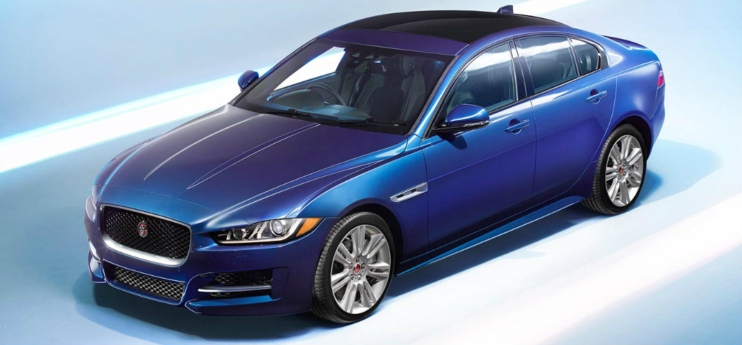 What safety features are on the 2017 Jaguar XE?