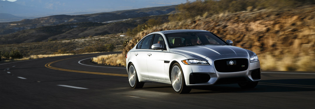 2017 Jaguar XF Trim Levels and Features