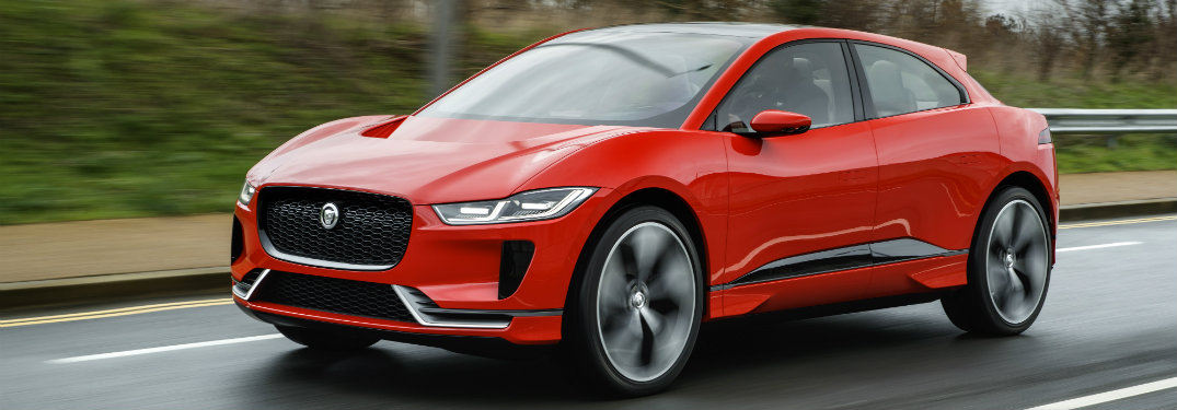 What will be the range of the Jaguar I-PACE